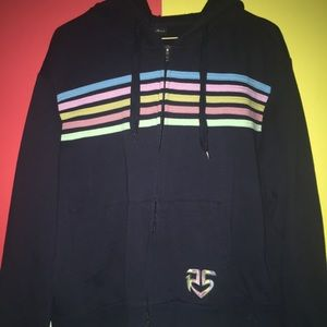 Girls R5 Ross Lynch Hoodie Size XL